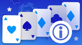 5 Draw Poker Rules (5 Card Closed Poker)