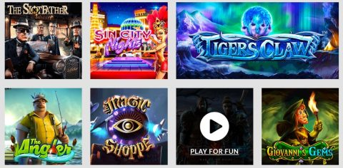 Permainan Kasino Jackpot Fortune