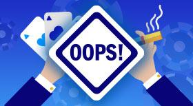 Les-5 erreurs les plus courantes au poker